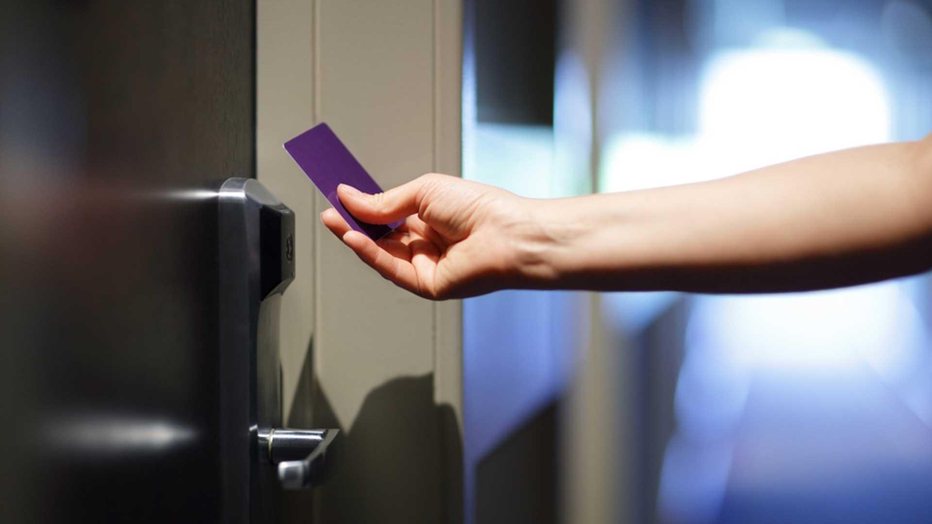 Tipe Pembaca Akses Kontrol untukKunci Pintu Elektronik